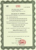 CE Certificate-2