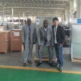 Autoclave Buyer Visit from USA