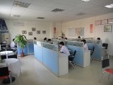 Sales Department Office