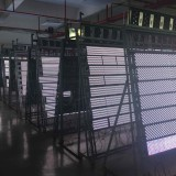 P8 LED display module aging text