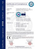 CE of Contactor