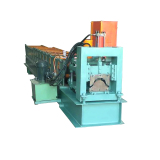 Top roofing tile ridge cap roll forming machine