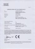 CE Certification for LED String Light