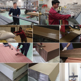 Coowin wpc decking/ wall panel /wpc factory