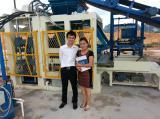Vietnam client visiting Hongfa