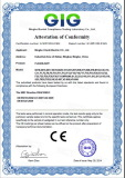 NEW CE DATED MAY 29.2014 for High Power CREE LED Flashlight