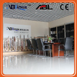 Ablinox Stainless Steel Handrail System Showroom