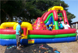 inflatable obstacle from Panama Customer Photo Feedback
