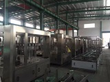 Automatic bottling machine manufacture