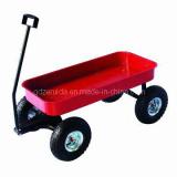 Garden trailer cart