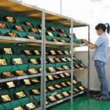 Testing Shelf