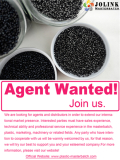 2015 Agent wanted