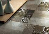 Glazed polished Art tile for bedroom