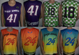 Boy′s Lacrosse Reversible Top Pinnies