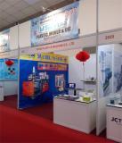 Tonva plastics machinery in Kuala Lumpur Exhibition