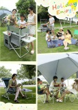 one- stop personalized camping solution service