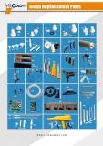 G Powder Coating Gun Spare Part Catalogue