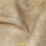 Scrub Faux PU Leather Material for Shoe Upper