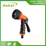 Garden Tools Car Wash Water 7-Pattern Plastic Water Spray Guns