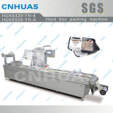 Hard Box Modified Atmosphere Packing Machine for Fish