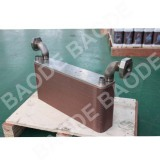 Brazed plate heat exchanger 4