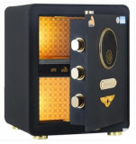 New Black Steel Safe for Hotel & Home Use
