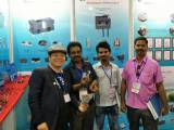 Greetech attend 2016 The 14th China Prouducts ( Mumbai, India) Exhibition