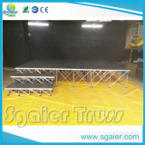 Stage case in India-SgaierTruss