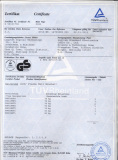 Psw118 and 228 Series GS Certificates