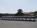 HDK Golf Cart in Taiwan