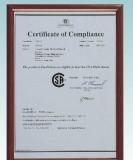 CSA certificate