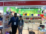 2014.10-Hongkong Gift fair- Our Customer