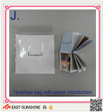 package--1pcs /opp bag with paper introduction