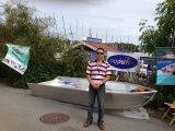 Stockholm floating boat show