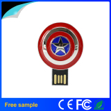 Popular Avenger American Captain Shield USB Flash Drive