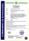 CE of LED cabinet light