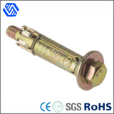 Heavy Duty Carbon Steel Color Zinc Plated Expansion Anchor Bolt