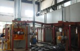 spray lacquer department