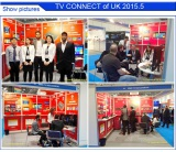 TV Connect 2015 Exhibition show at London