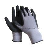 Sandy Nitrile Coating Glove
