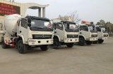 5CBM Dayun Euro 4 Concrete Mixer Truck for Bangladesh