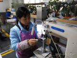 Stitching the Handles
