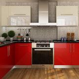 Fashionable HPL Kitchen Cabinet