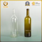 750ml bordeaux wine bottle