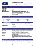 MSDS-Certificate