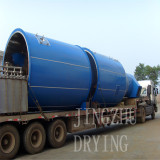 Chongqing company cooperation with our company, a large order 6 sets of spray drier
