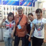 canton fair with customer