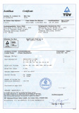 HHC66A TUV Certification-1