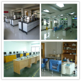 laboratory and showroom