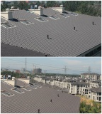 Yunnan roof tile project